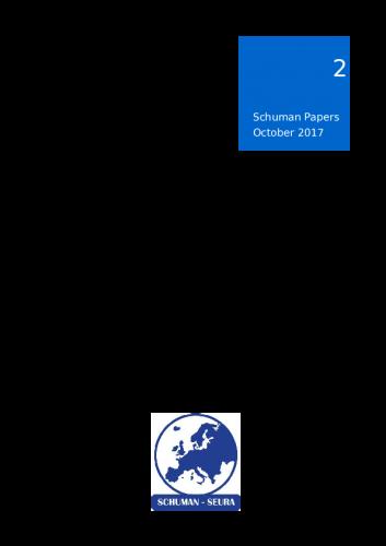 Schuman Papers 2/2017 Itämeren alueen yhteistyöhön liittyen julkaistu